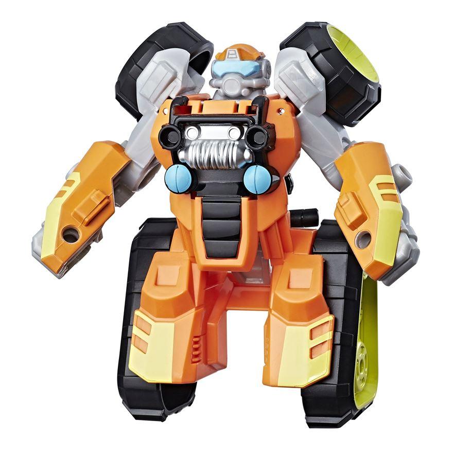 Rescue Bots Brushfire 1