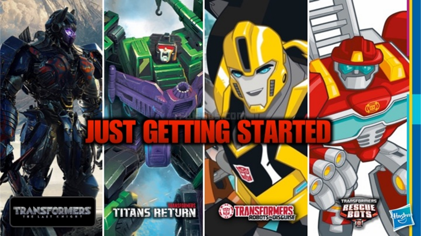 theme essay of transformers During the hasbro investor day, the company announced the future for the  franchise, which includes the upcoming movie, a new theme park ride, and the.
