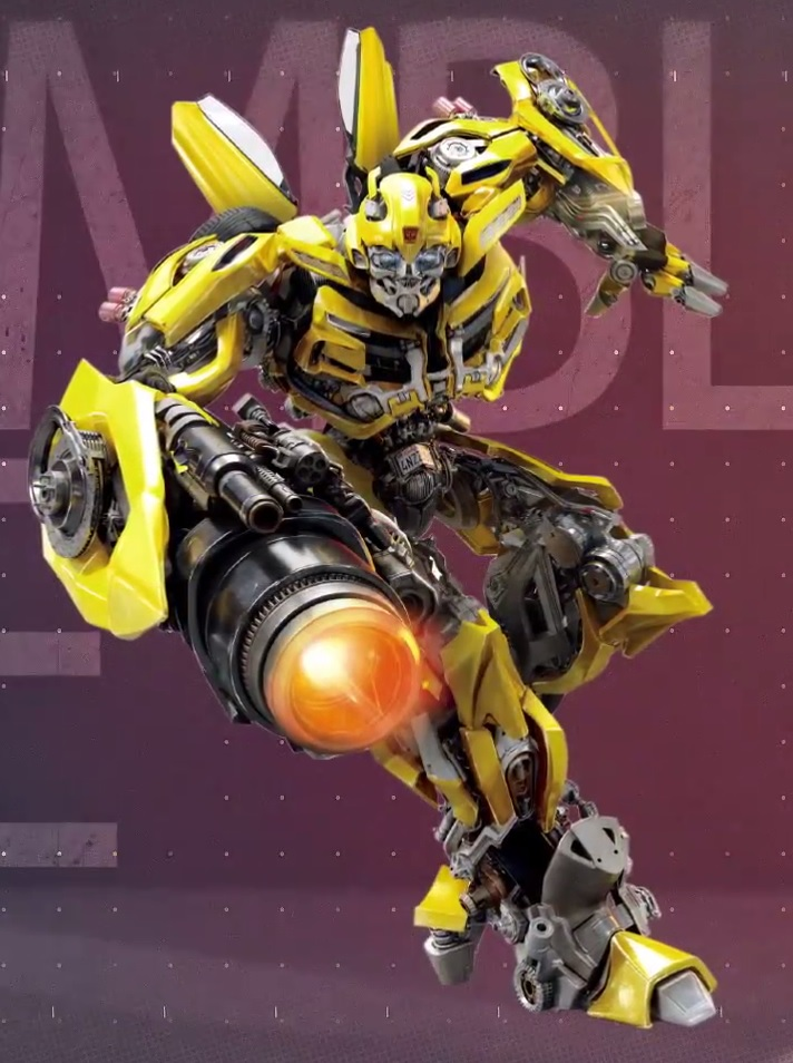 transformers the last knight cgi package art optimus bumblebee barricade and hound. Black Bedroom Furniture Sets. Home Design Ideas