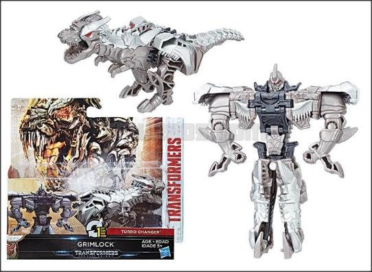 "Transformers The Last Knight Legion Class /""GRIMLOCK/"" Action Figure"