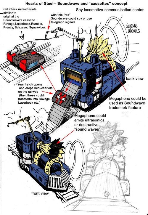 [Pro Art et Fan Art] Artistes à découvrir: Séries Animé Transformers, Films Transformers et non TF - Page 14 HOS-01