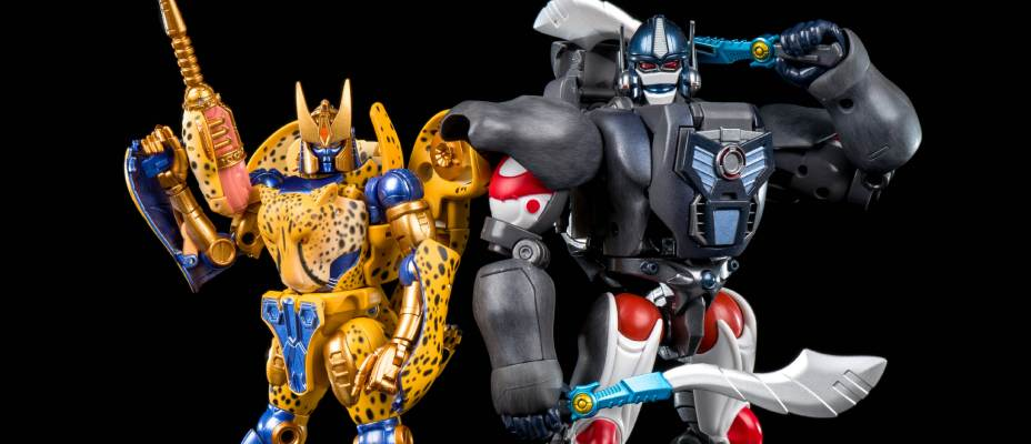 MP-34 Masterpiece Cheetor Photo Review