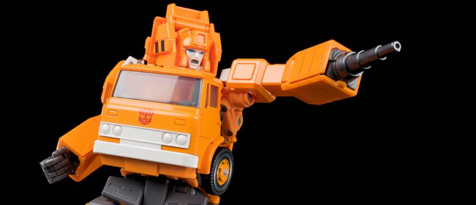 MP-35 Masterpiece Grapple Photo Review