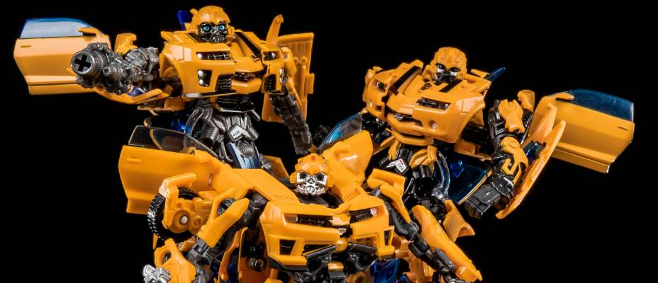 Movie The Best Bumblebee Photo Review