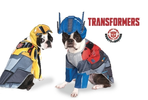 Rubieu0027s Pet Shop Boutique in Partnership with Hasbro Create TRANSFORMERS and MY LITTLE PONY Pet Costume Collections  sc 1 st  TFW2005 & Official Transformers Pet Costumes Revealed - Transformers News ...