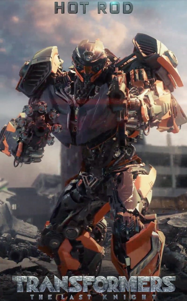 8 Motion Posters for TF: TLK Revealed; First Look at Cogman - Transformers News - TFW2005