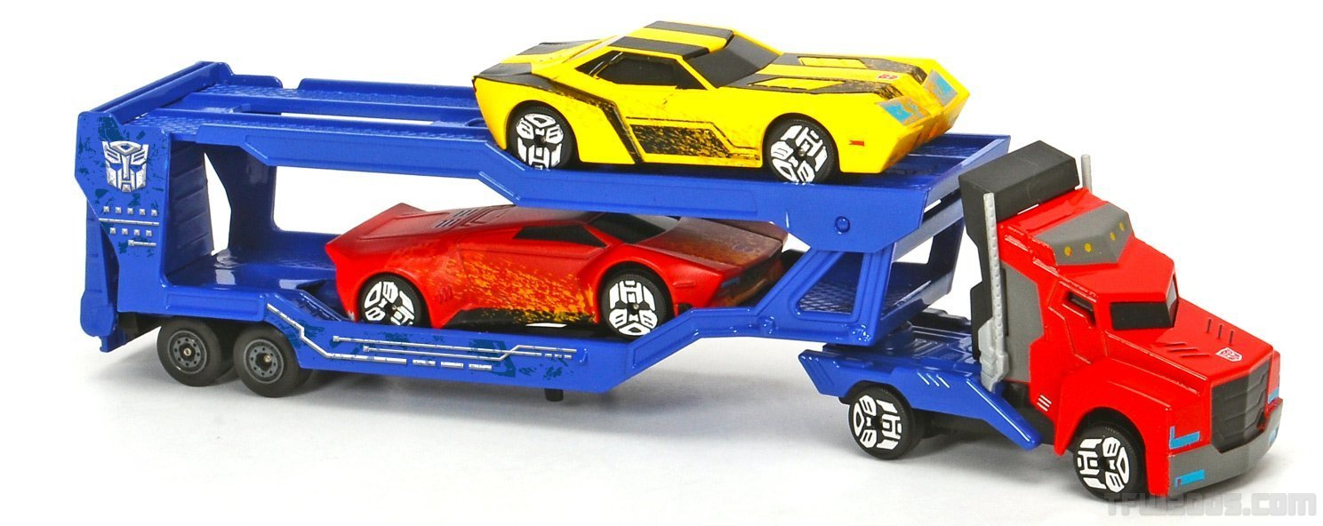 Official in package images of several transformers the