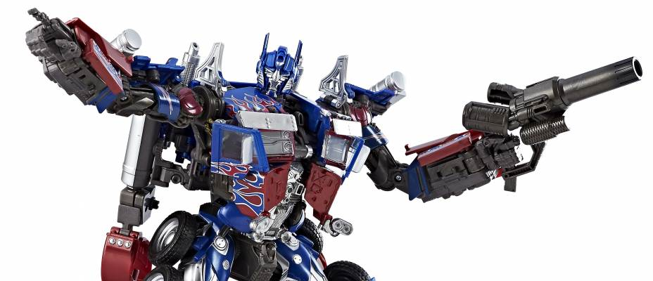 Official Masterpiece Movie Optimus Prime Images and Details