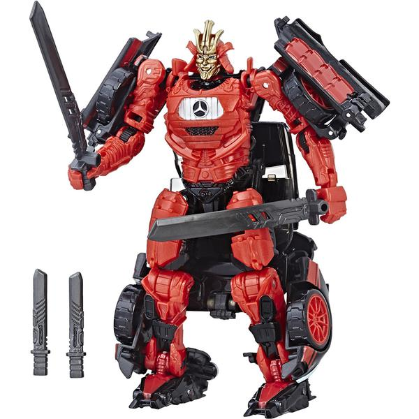 Hasbro Transformers MV5 le dernier chevalier legion Class AUTOBOT Hot Rod
