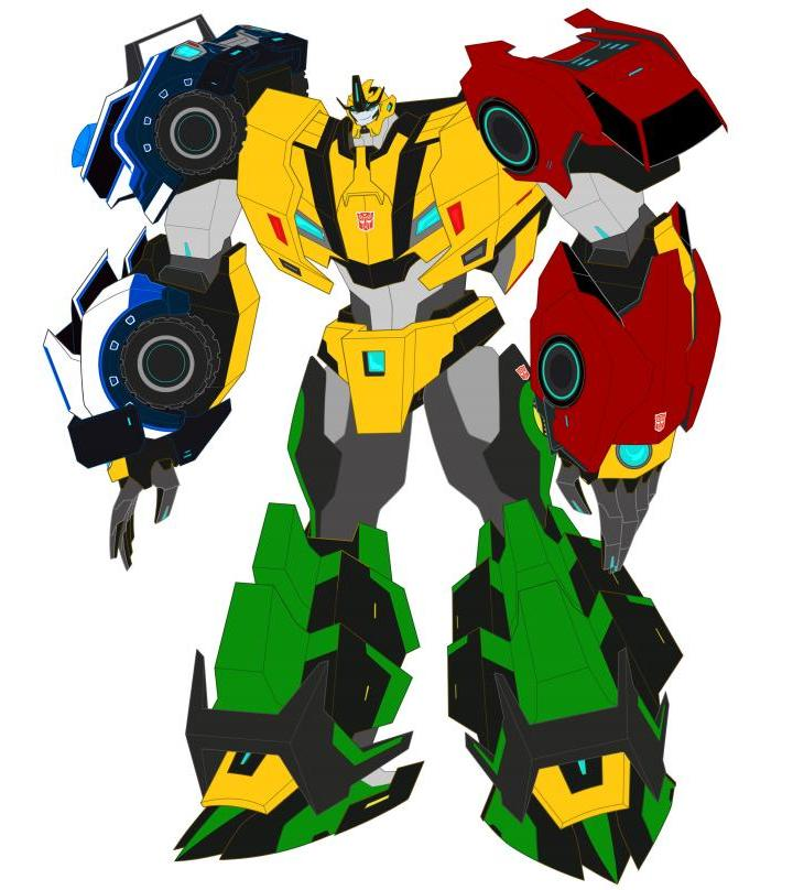 Transformers Robots In Disguise Season 4 Begins This May
