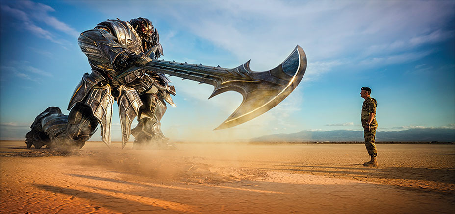 new transformers the last knight still featuring megatron