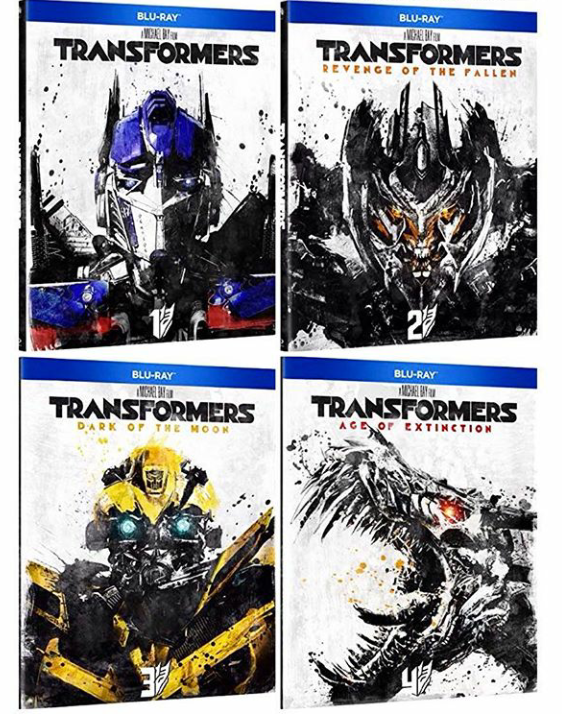 paramount rereleasing previous transformers movies with
