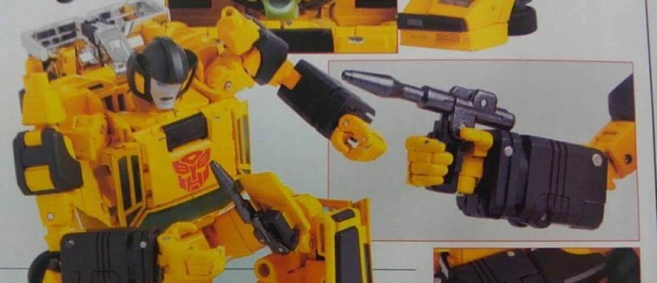 Official Masterpiece Sunstreaker Revealed!