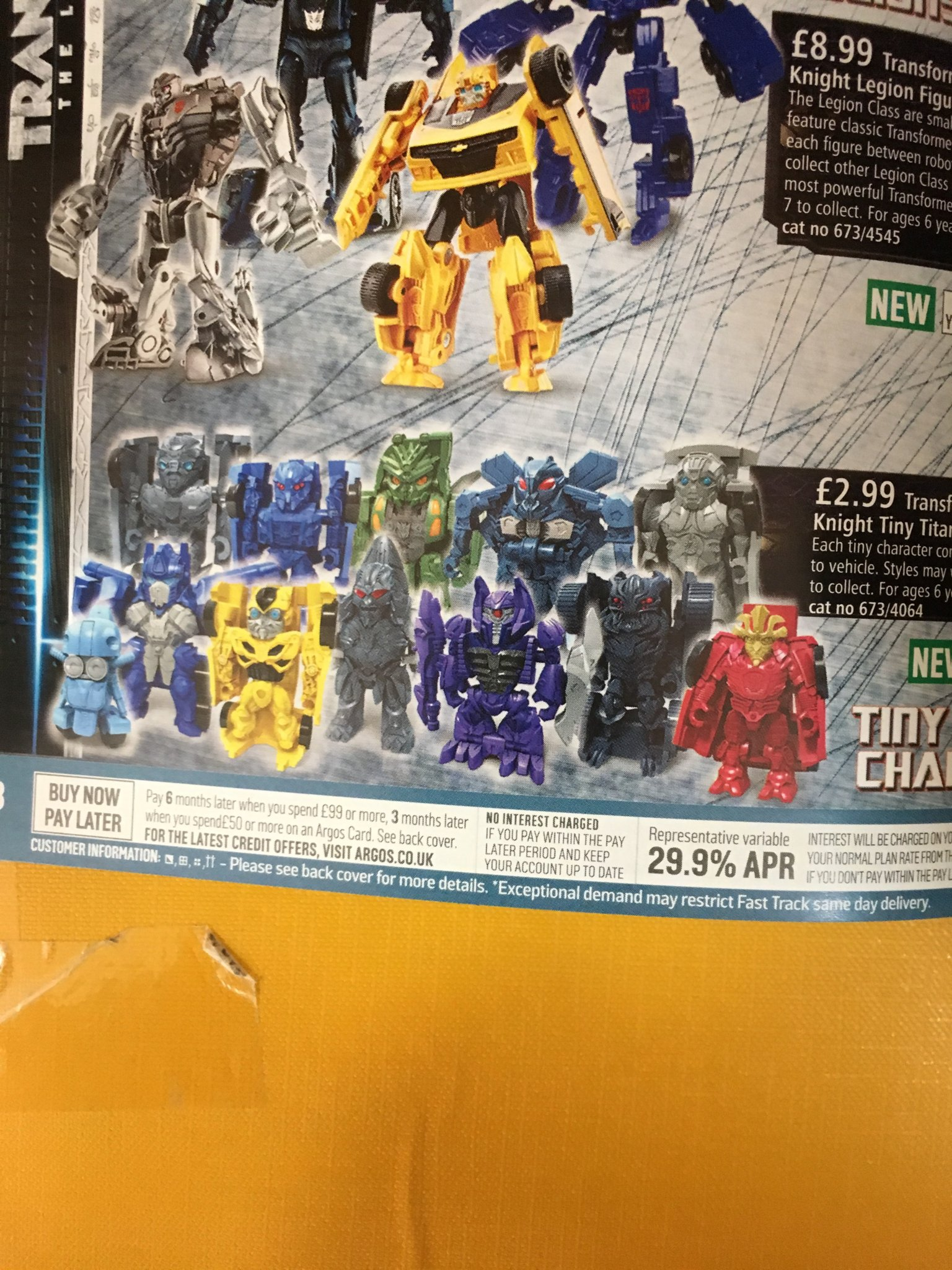 Transformers The Last Knight Tiny Turbo Changers Series 2