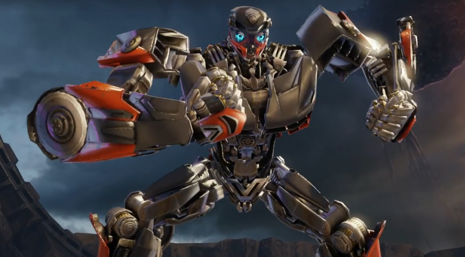 Movie Hot Rod and Drift Joining Transformers Forged to Fight ...