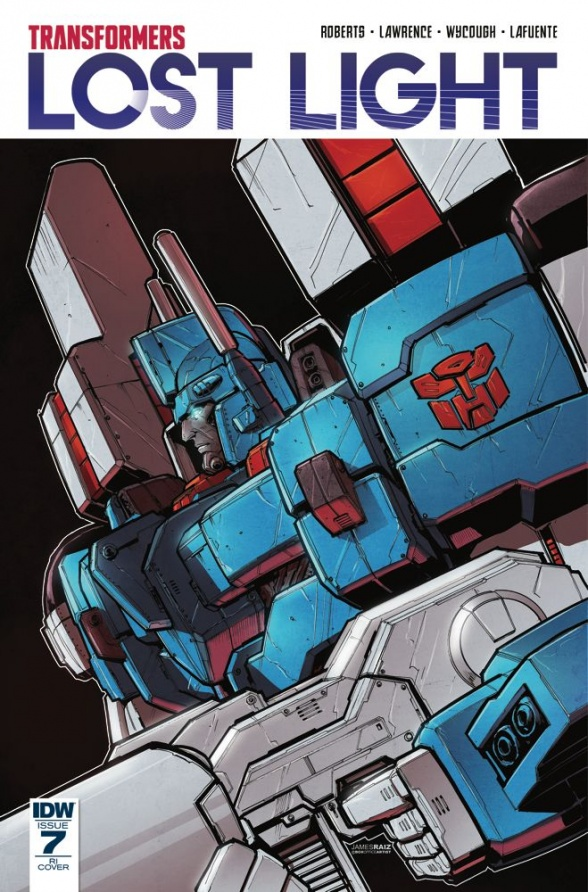 IDW Transformers: Lost Light 5-Page Preview - Transformers