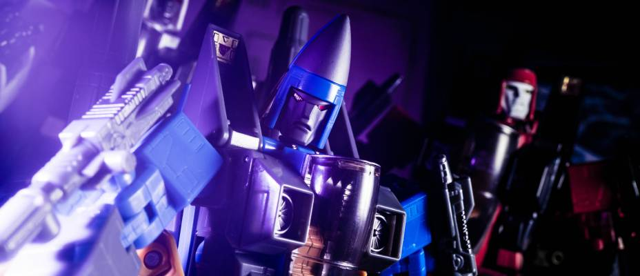 MP-11ND Masterpiece Dirge Photo Review