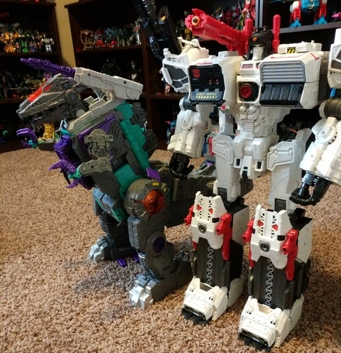 Top 10 Awards - Transformers | Titans Return Trypticon FULL REVEAL ...