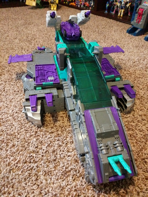 Image-Heavy Review of Transformers Generations Titan Class Trypticon