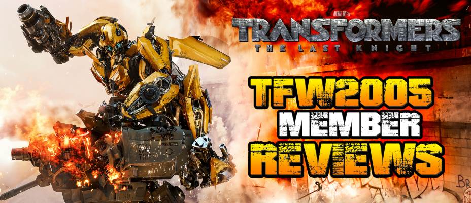 Transformers The Last Knight - Share Your Thoughts (and Read Others) Here!