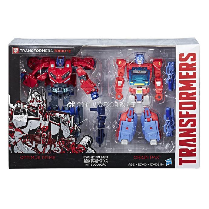 Jouets Transformers Generations: Nouveautés Hasbro - Page 6 Transformers-Tribute-2-pack-01