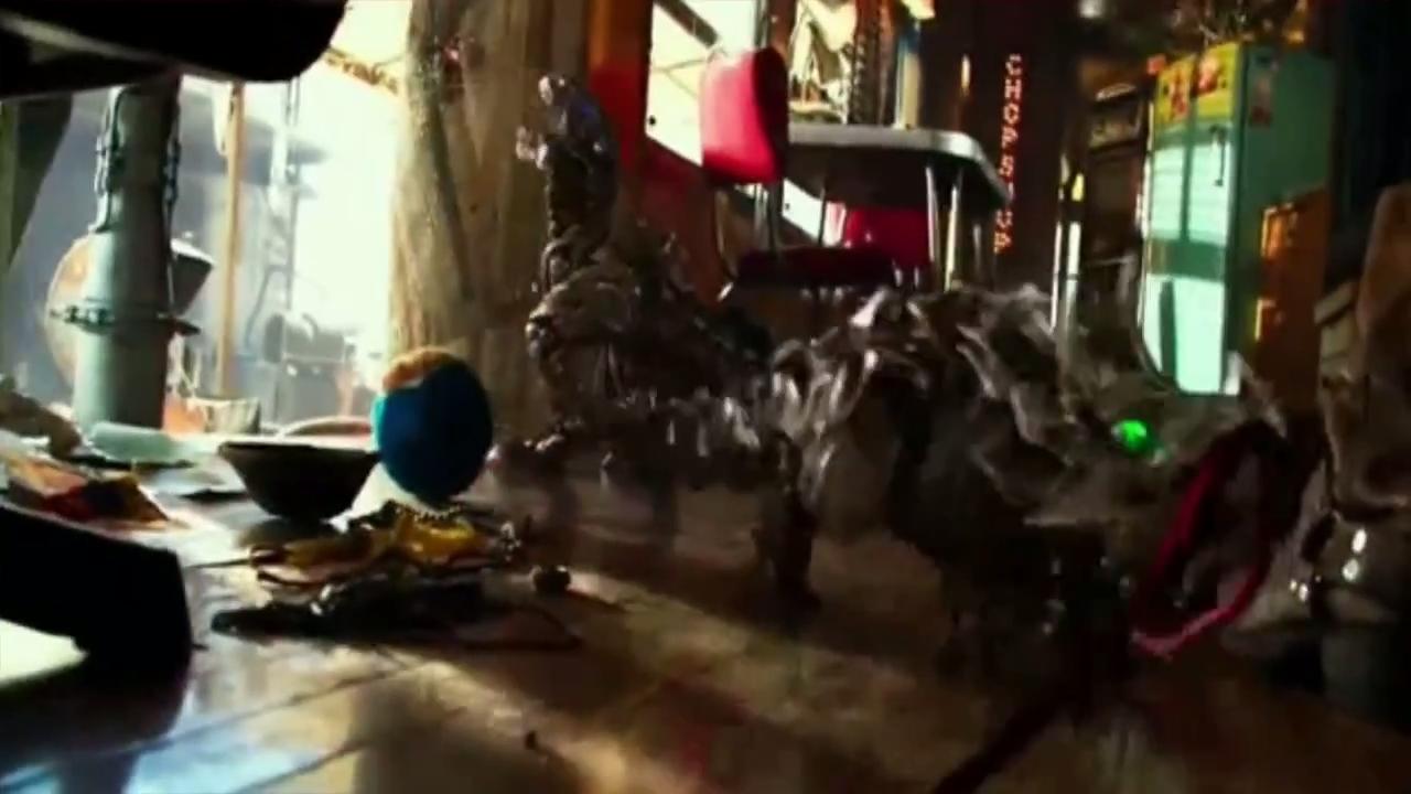 Transformers The Last Knight Tv Spot Mini Dinobots