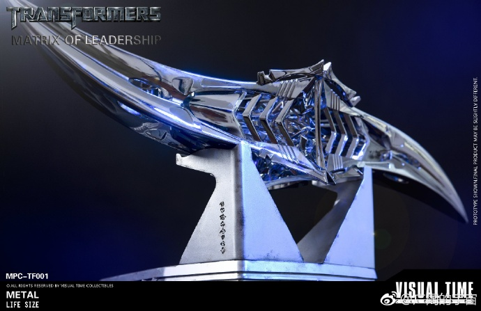 Transformers Movie Matrix Of Leadership By Visual Studio