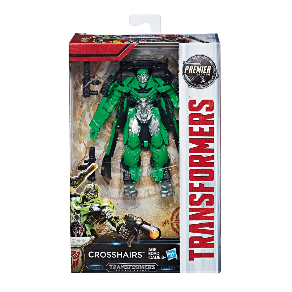 Transformers The Last Knight Deluxe Strafe