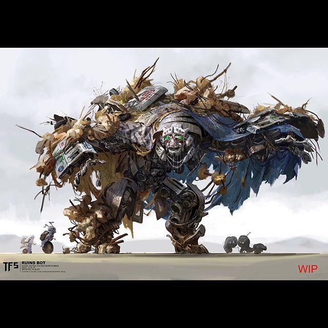 Concept Art des Transformers dans les Films Transformers - Page 5 Transformers-The-Last-Knight-Concept-Art-Canopy-001