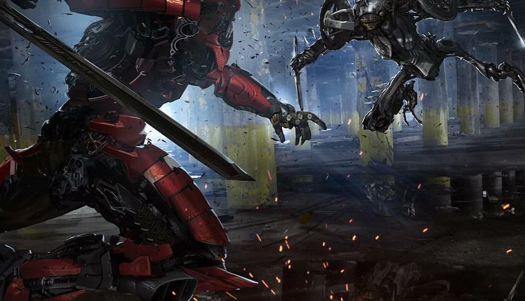 Concept Art des Transformers dans les Films Transformers - Page 5 Transformers-The-Last-Knight-Concept-Art-Drift-Mohawk-001
