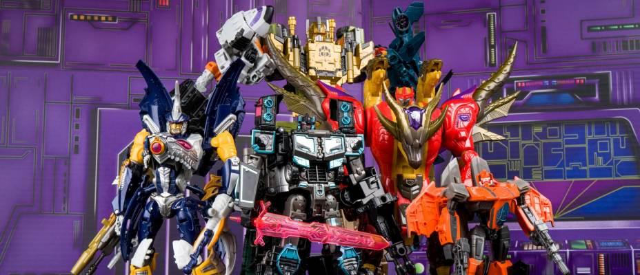 Tokyo Toy Show 2017 Black Convoy Gallery