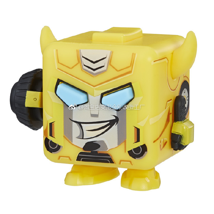 Hasbro Fid Its Transformers Bumblebee Fid Cube Revealed