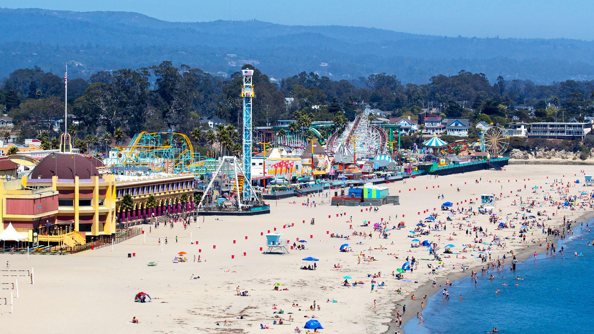 Best Beach Walks In Santa Cruz