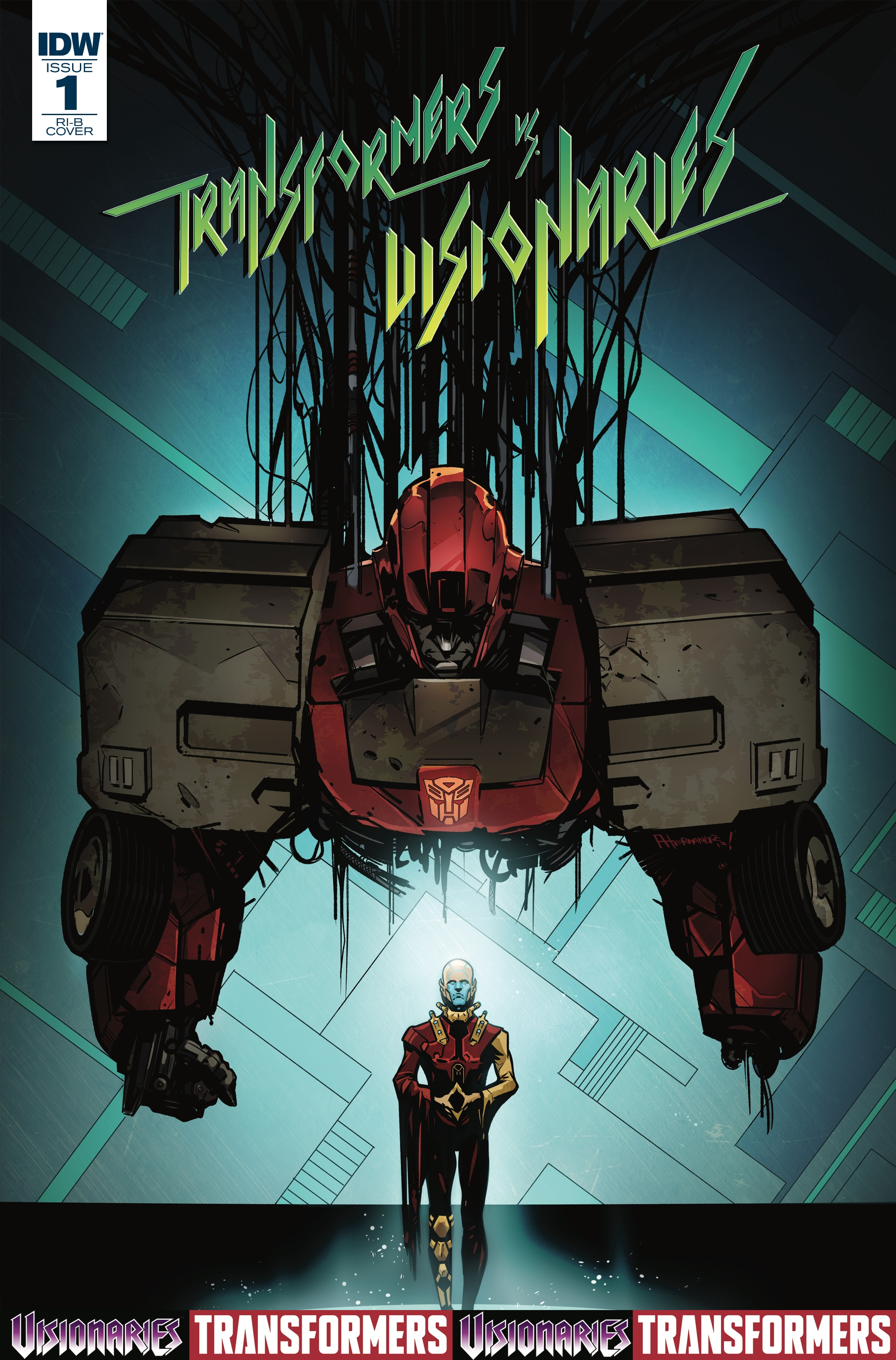 idw announces visionaries  transformers comic transformers news tfw