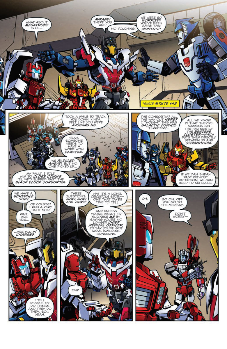Idw Transformers Lost Light 10 Newsarama Full Preview