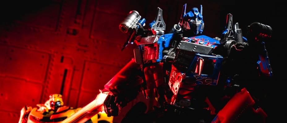 Masterpiece Movie Optimus Prime MPM-4 Photo Review