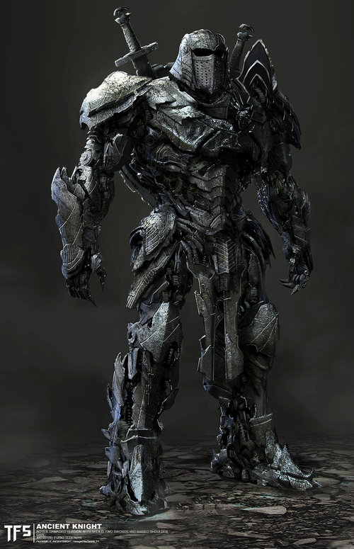Transformers The Last Knight New Concept Art Images From Furio Tedeschi S Website