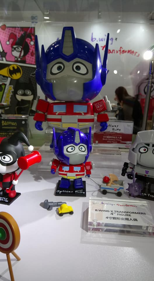 Other Licensed Transformers Toys And Merchandise At Hong