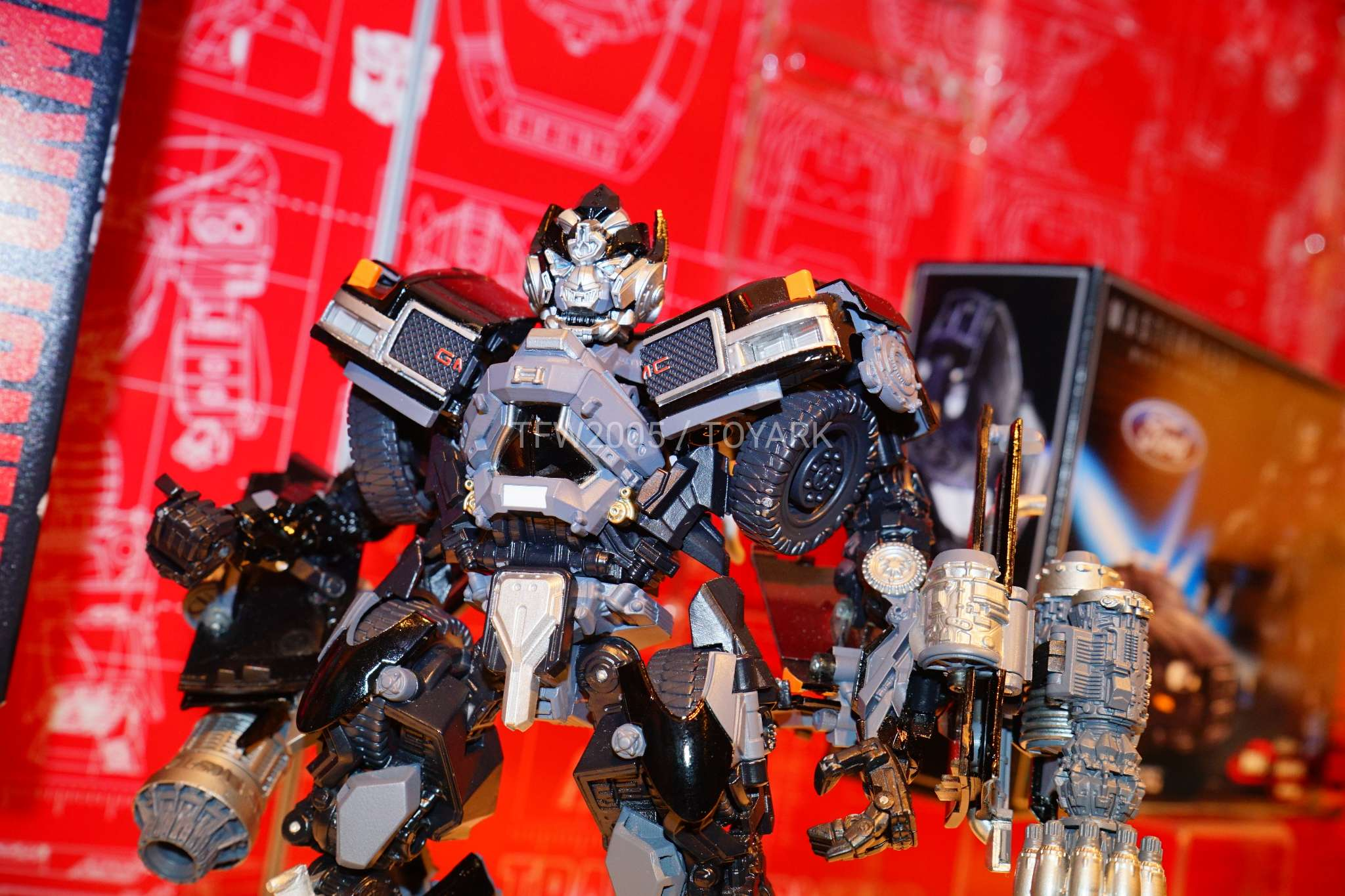 Not Toys For 2018 From Moive : Toy fair transformers movie masterpiece images