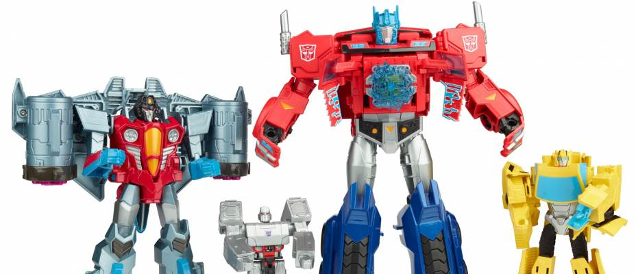 First Look At Transformers: Cyberverse 2018 Animated Series Toyline