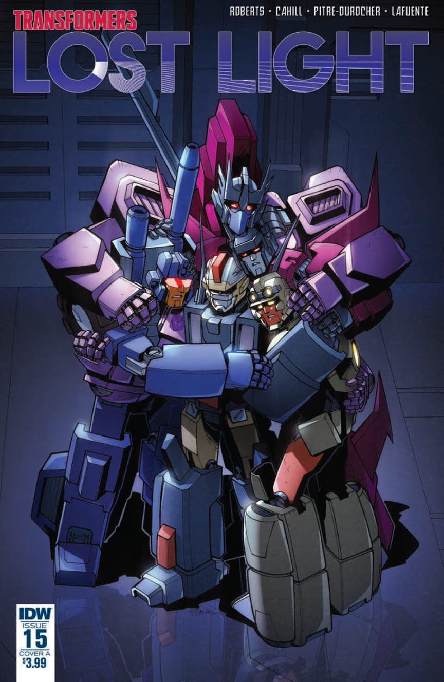 Idw Lost Light 15 Full Preview Transformers News Tfw2005