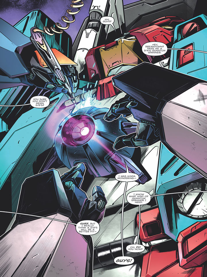 IDW Transformers Vs Visionaries 4 Itunes Preview