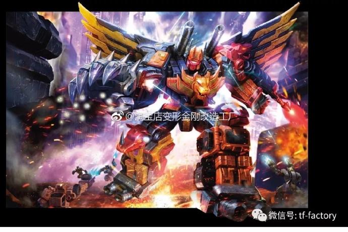 Power Of The Primes Optimus Primal Predaking Novastar