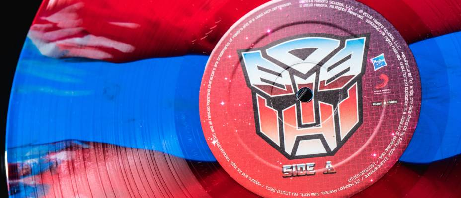 Transformers G1 Score Vinyl - In Hand Look and Thoughts!