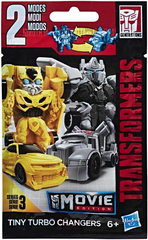 First Look At Bumblebee The Movie Tiny Turbo Changers