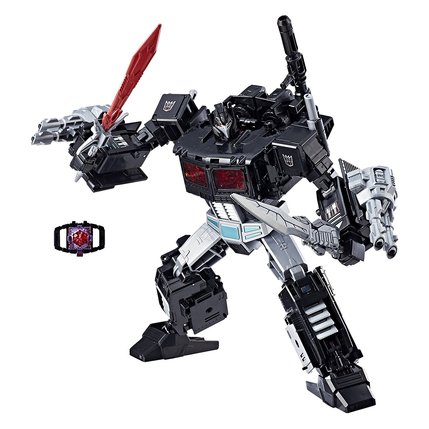 Power Of The Primes Nemesis Prime Listed At Amazon Uk