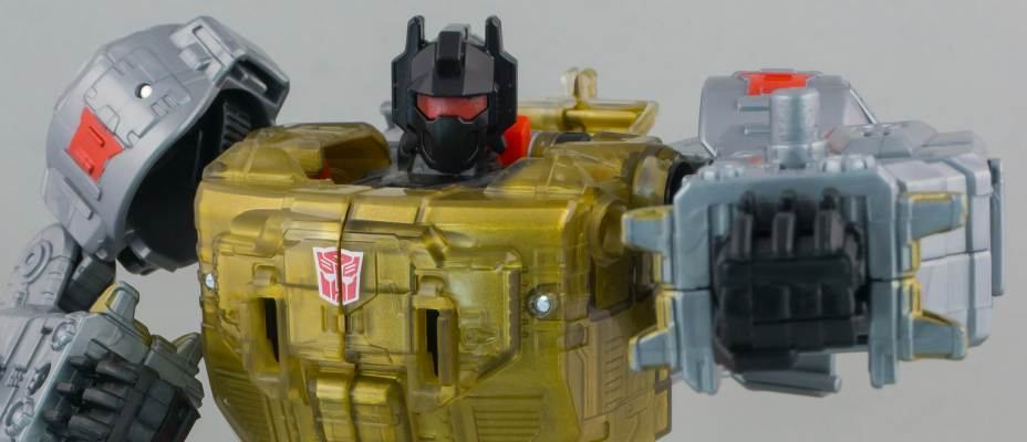 TFW2005's Power of the Primes Grimlock Gallery