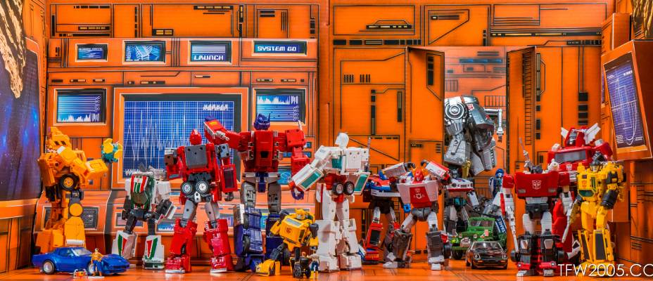 Extreme Sets Control Center Deluxe Diorama Photo Review