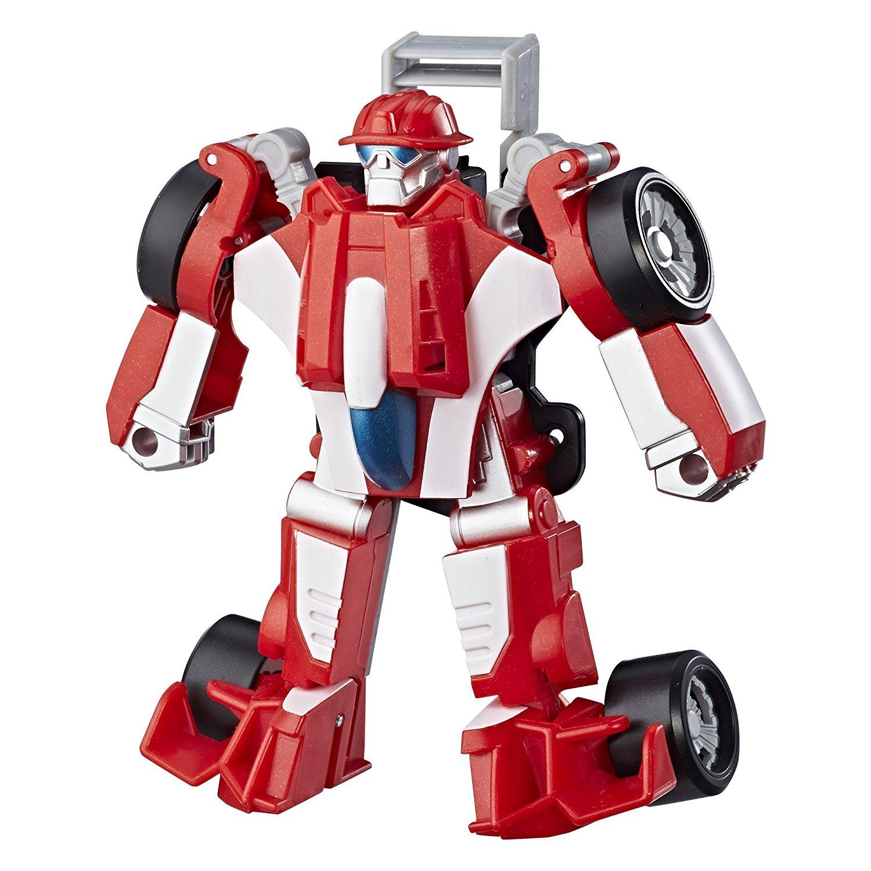 Rescue Bots Rescan 2018 Optimus Prime And Heatwave Images