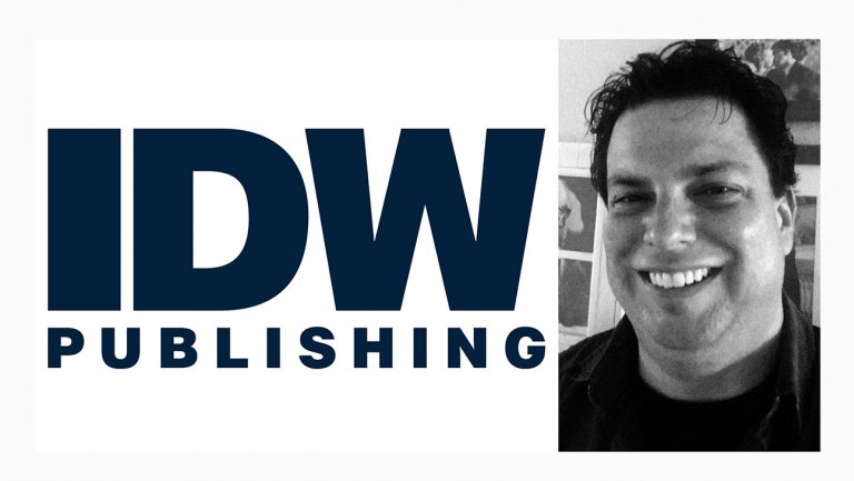 Comics/BD Transformers en anglais: Marvel Comics, Dreamwave Productions et IDW Publishing - Page 33 John-Barber-named-as-IDW-Editor-in-Chief